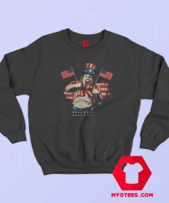 American Flag Day The Goonies and Falcor Freedom Sweatshirt