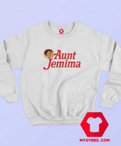 Aunt Jemima Jamaican Pancake Food Syrup Sweatshirt