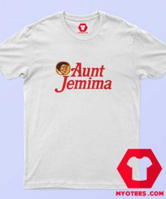 Aunt Jemima Jamaican Pancake Food Syrup T shirt