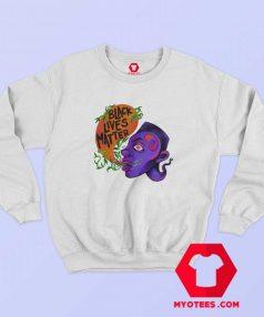 Black Lives Matter We Built Unisex Sweatshirt