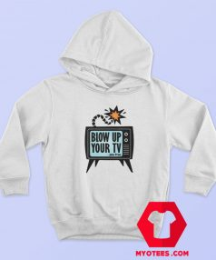 Blow up your TV John Prine Unisex Hoodie