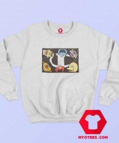 Champion x Sesame Street Character Logo Sweatshirt