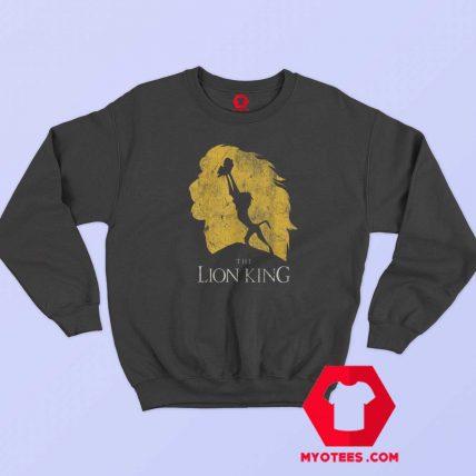 Disney Lion King Rafiki Simba Unisex Sweatshirt