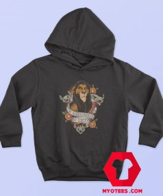 Disney The Lion King Scar Surrounded By Idiots Hoodie