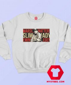 Eminem Snoop Dog Men Music Rapper Sweatshirt