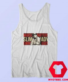 Eminem Snoop Dog Men Music Rapper Tank Top
