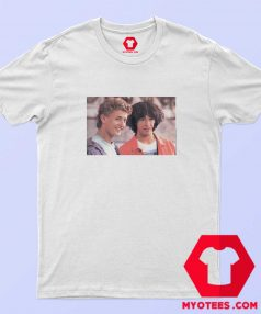 Framed Picture Bill and Ted Be Excellent T Shirt