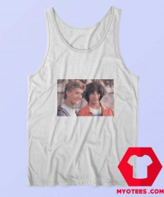 Framed Picture Bill and Ted Be Excellent Tank Top