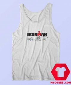 Funny Ironman Snoopy Unisex Tank Top