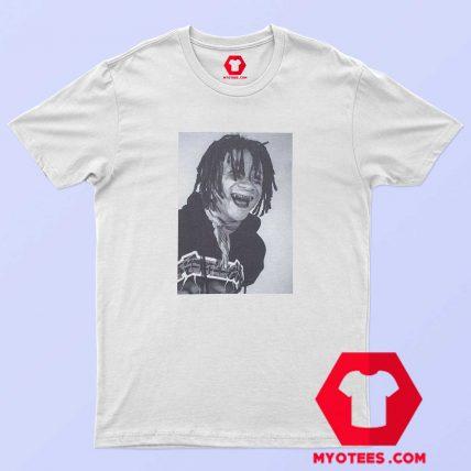 Funny Rapper Trippie Redd Laughing T shirt