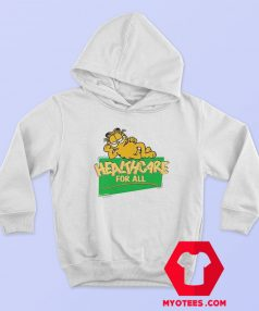 Garfield Healthcare For All Unisex Hoodie