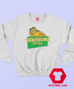 Garfield Healthcare For All Unisex Sweatshirt