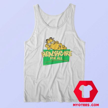 Garfield Healthcare For All Unisex Tank Top