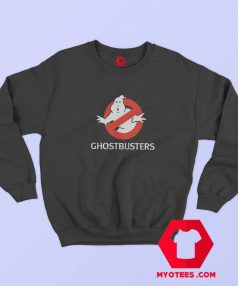 Ghostbusters Classic No Ghost Logo Sweatshirt