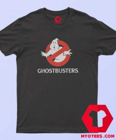 Ghostbusters Classic No Ghost Logo T shirt
