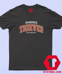 Hundred Thieves Los Angeles Unisex T shirt