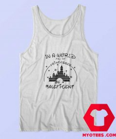 In a World Full Of Princesses Disney Tank Top