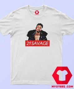 J Cole Biggie Jay z 21 Savage Hip Hop T shirt