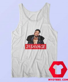 J Cole Biggie Jay z 21 Savage Hip Hop Tank Top