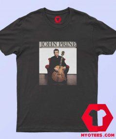 John Prine Legend Music Unisex T shirt
