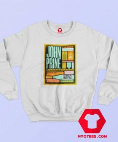 John Prine Tree of Forgiveness Toor Sweatshirt