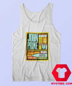 John Prine Tree of Forgiveness Toor Tank Top
