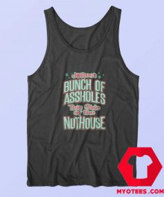 Jolliest Bunch Of A Sholes Unisex Tank Top