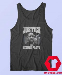Justice For George Floyd Unisex Tank Top