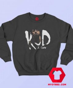 Kod Face J Cole Unisex Sweatshirt Cheap