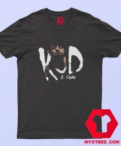 Kod Face J Cole Unisex T shirt Cheap