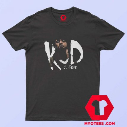 Kod Face J Cole Unisex T shirt Cheap