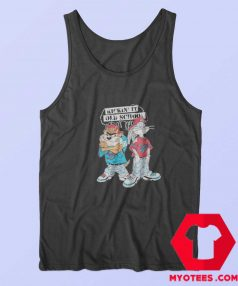 Looney Tunes old School Taz Bugs Tank Top
