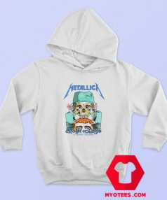 Metallica Crash Course In Brain Surgery Hoodie