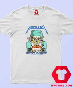 Metallica Crash Course In Brain Surgery T shirt