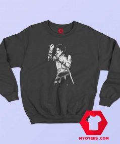 Michael Jackson King of Pop Icon Sweatshirt