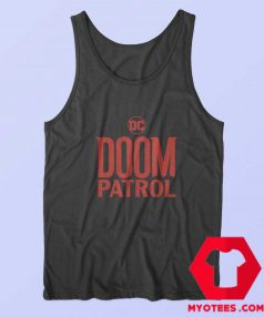 New Doom Patrol Logo Graphic Tank Top