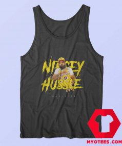 Rip Nipsey Hussle 1985 Respect Him Tank Top