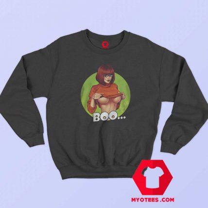 Scooby Doo Velma Boo Dinkley Sweatshirt