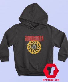 Soundgarden Badmotofinger 92 Logo Hoodie