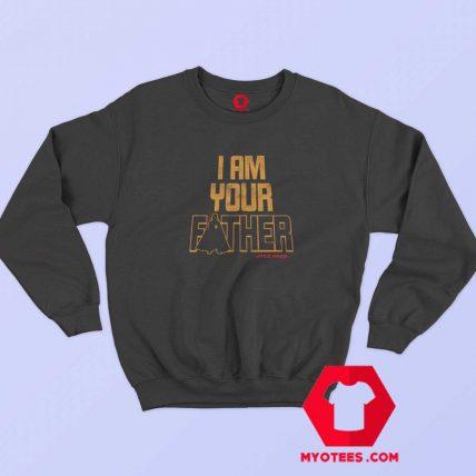 Star Wars I Am Your Father Vader Pyramid Sweatshirt