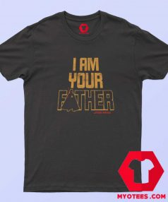 Star Wars I Am Your Father Vader Pyramid T shirt