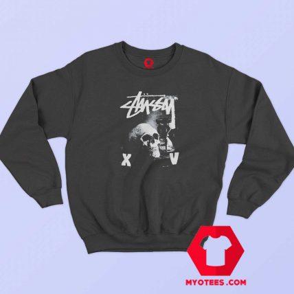 Stussy XV Collab Unisex Sweatshirt Cheap