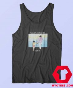 Supreme Heaven And Earth Unisex Tank Top