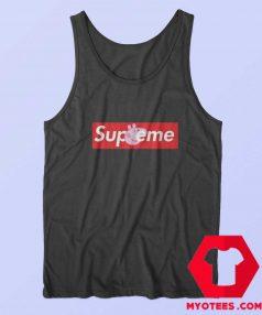 Supreme X Peppa Pig Parody Unisex Tank Top