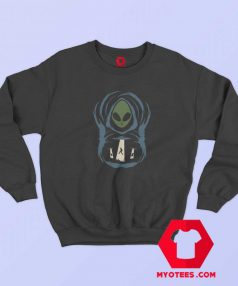 The Abduction In The Field UFO Sweatshirt
