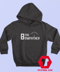 The Bowfather Arrow Unisex Hoodie