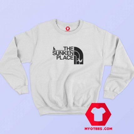The Sunken Place Parody Unisex Sweatshirt Cheap