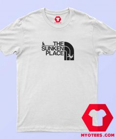 The Sunken Place Parody Unisex T shirt Cheap 1