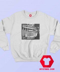 The White House Man Best Friends Sweatshirt