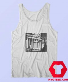 The White House Man Best Friends Tank Top